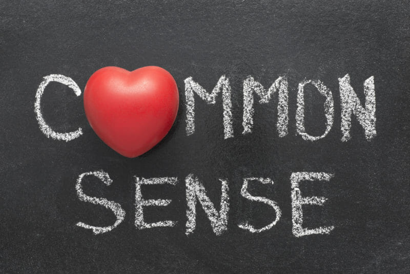 13 commonsense tips to help manage your finances