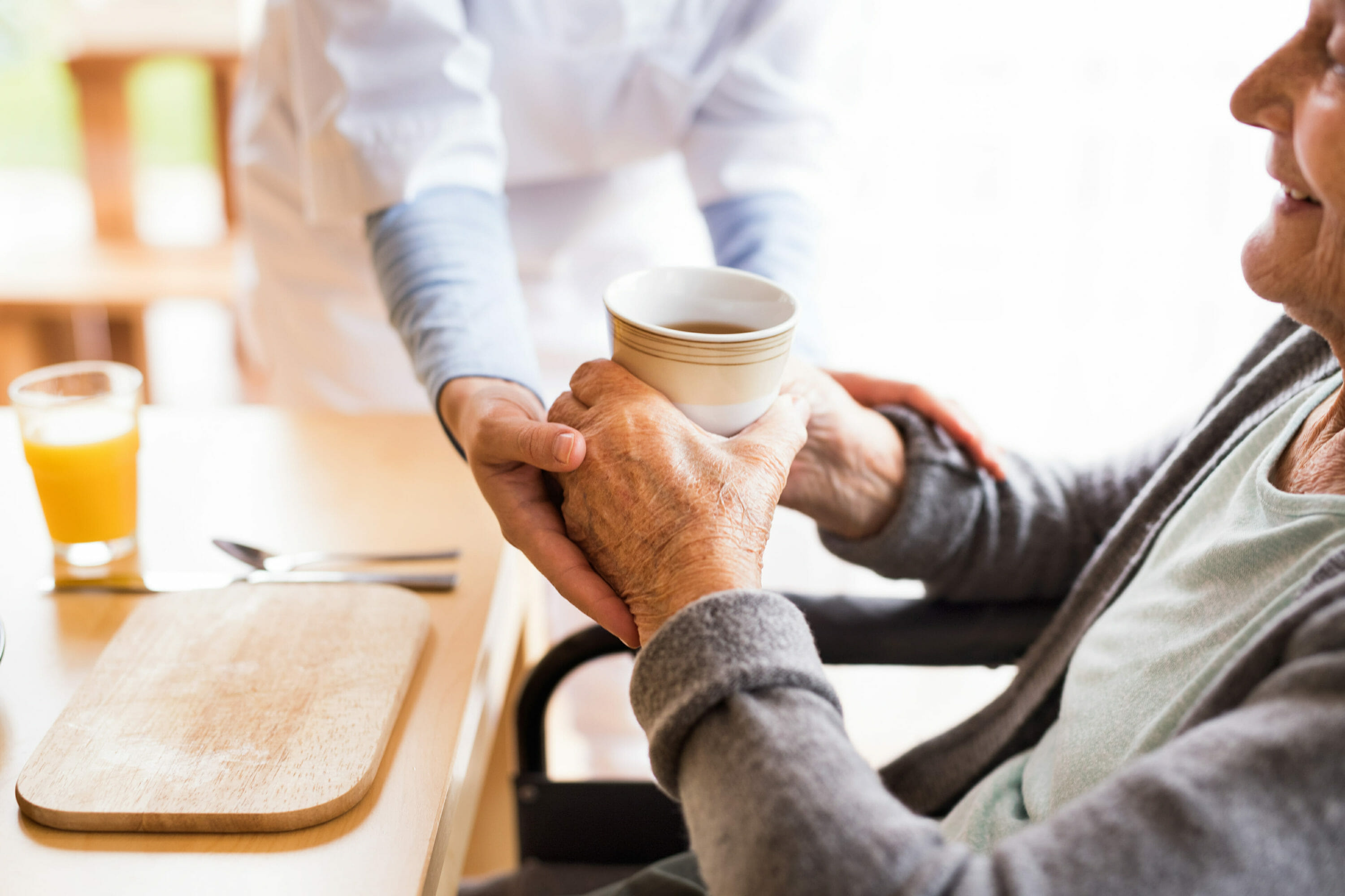 Most older Aussies say they'd prefer home care over a nursing home