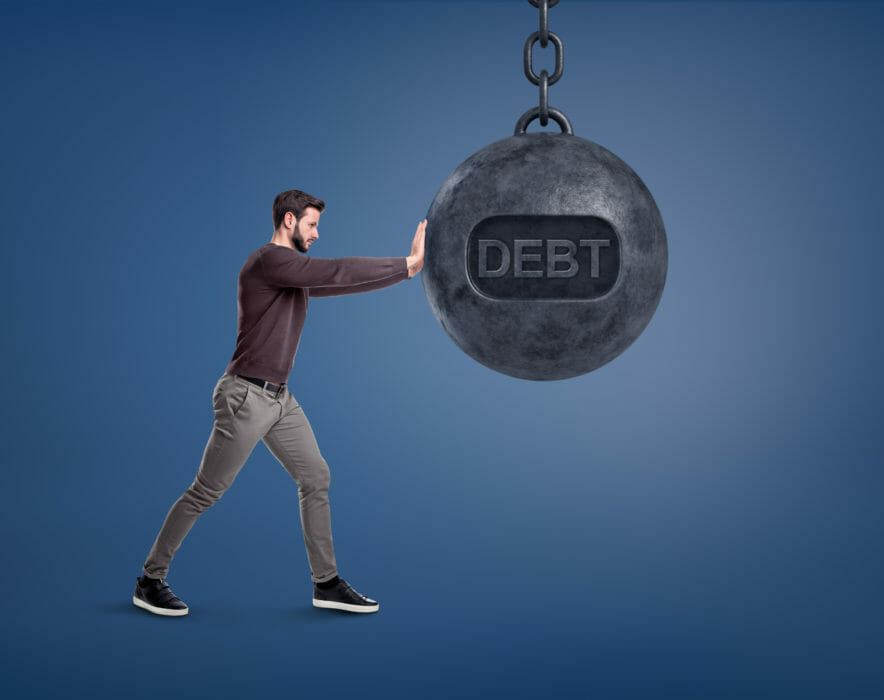 Debt – just how big a problem is it?