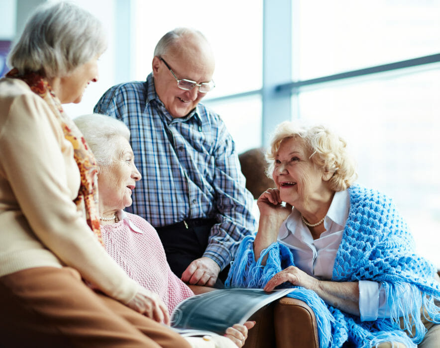 Caring for our elders at Christmas