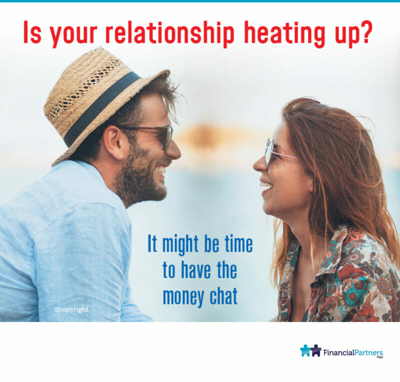 Is your relationship heating up?