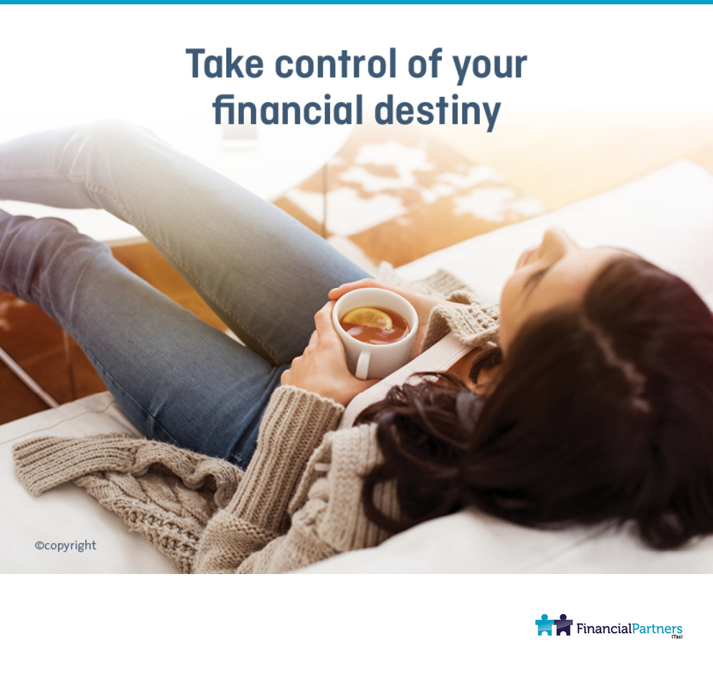 Take control of your financial destiny
