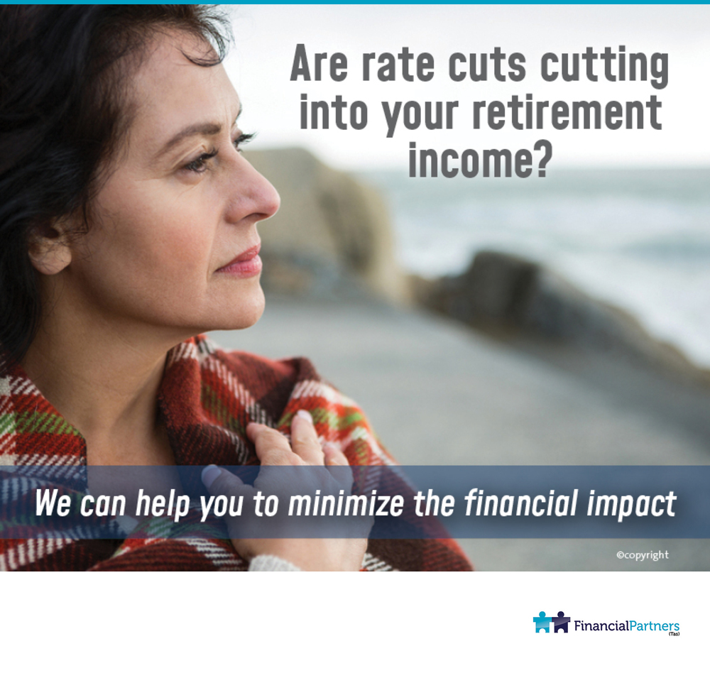 Are rate cuts cutting into your retirement income?