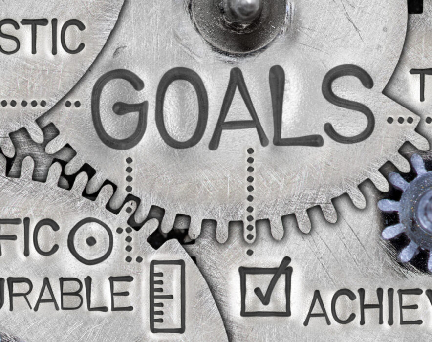 How to create realistic goals….and stick to them.