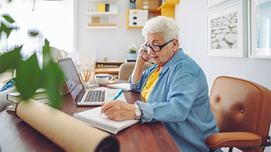 Holding your nerve – why retirees fear a market plunge