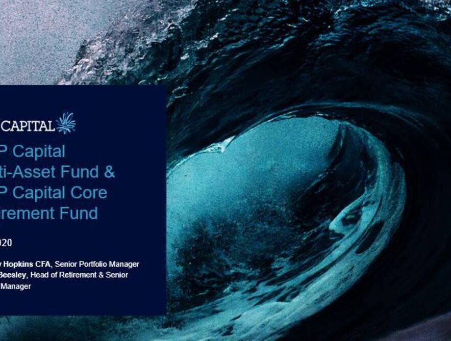 AMP Capital Multi-Asset Fund & AMP Capital Core Retirement Fund Webinar  | AMP Capital