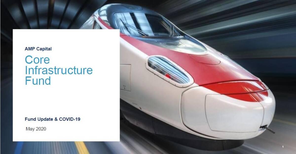 AMP Capital Core Infrastructure Fund update - Webinar