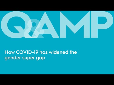How COVID-19 has widened the gender super gap