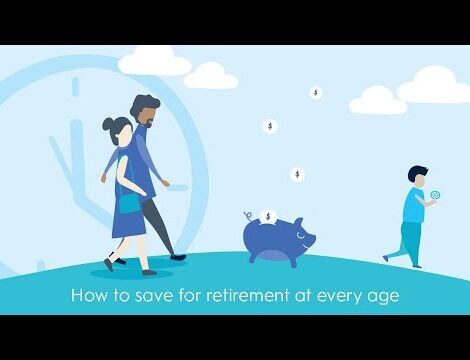How to save for retirement at every age