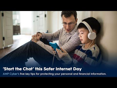 AMP backs campaign for digital awareness this Safer Internet Day